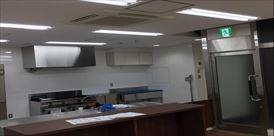 ユニコ・ジャパン・インターナショナル様 テストキッチン